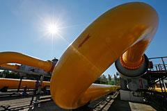 """Газпром и CNPC подписали основные условия поставок газа в Китай по """"западному"""" маршруту"""