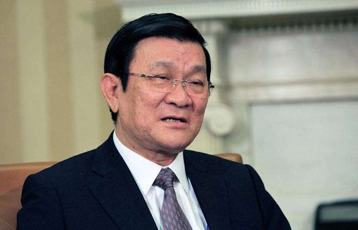 Президент Вьетнама: мы хотим развивать сотрудничество с РФ в нефтегазовой отрасли