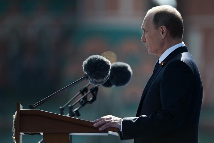Путин выступил за выработку внеблоковой системы безопасности для государств