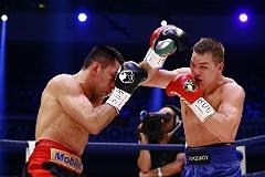 Российский боксер Чудинов стал регулярным чемпионом WBA
