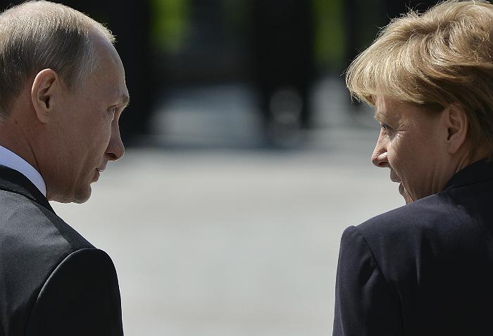 Путин рассказал о планах России принять участие в переговорах по ассоциации Украины и ЕС