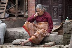 Новое сильное землетрясение произошло в Непале