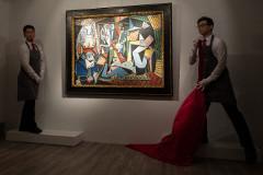 На аукционе Christie's продали два самых дорогих произведения искусства