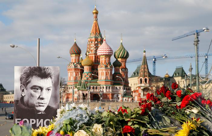 В мэрии Москвы объяснили нежелание увековечить память Немцова