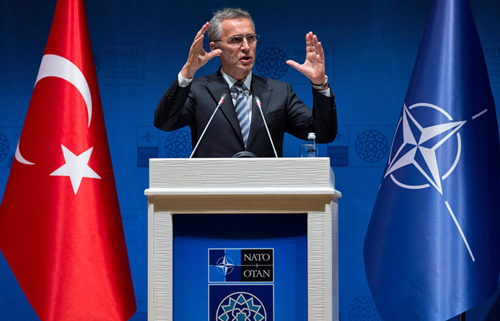 Генсек НАТО пообещал при необходимости усилить защиту стран Балтии