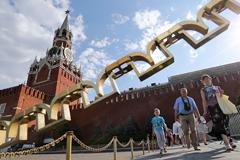 Выход из Кремля через ворота Спасской башни откроют для туристов