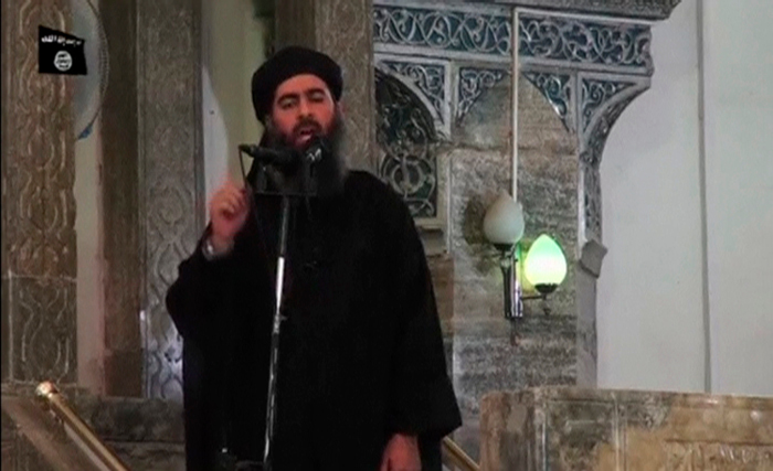 ИГ распространила видеообращение своего лидера