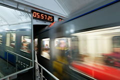 Парад метропоездов