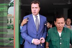 Полонский вместе со своими юристами арестован в Камбодже
