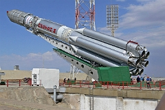 """Пуски """"Протонов-М"""" приостановят до расследования причин аварии с мексиканским спутником"""