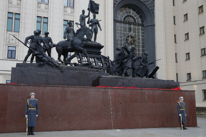 Минобороны РФ назвало задержанных СБУ россиян бывшими военными