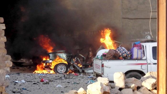 ИГ захватила иракский город Рамади