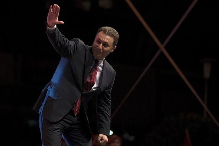 """Премьер-министр Македонии пожаловался на """"диктатуру политического меньшинства"""""""