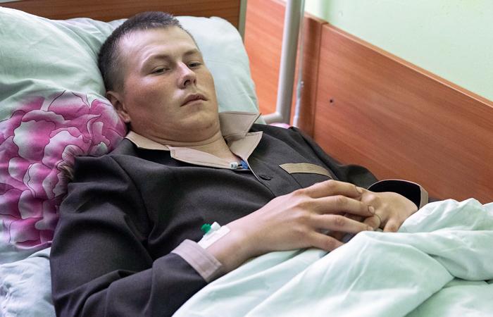 Суд в Киеве арестовал одного из двух задержанных под Луганском россиян