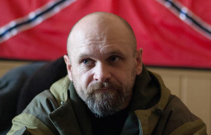"""В ЛНР подтвердили гибель командира бригады ополченцев """"Призрак"""""""