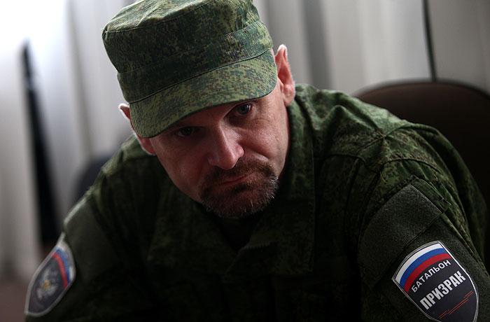 """В ЛНР сообщили подробности убийства командира бригады """"Призрак"""""""