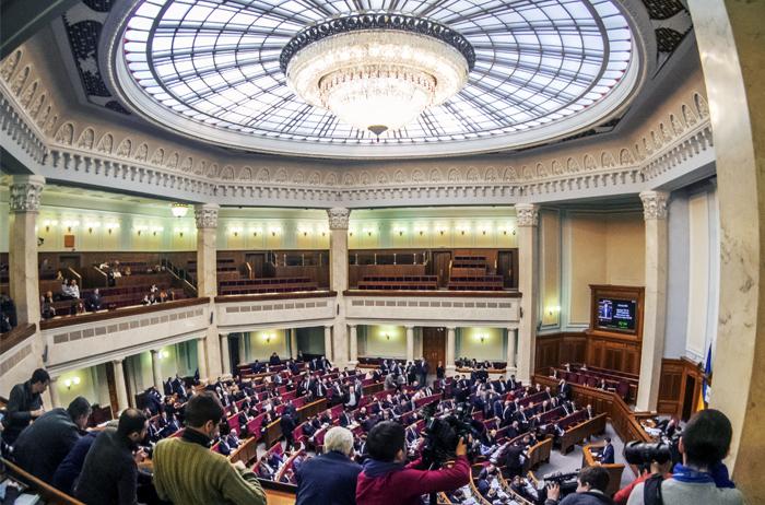 В Киеве подписано заявление об отходе от обязательств Конвенции о защите прав человека