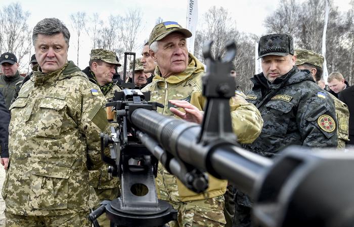 Порошенко утвердил решение СНБО о стратегии национальной безопасности Украины