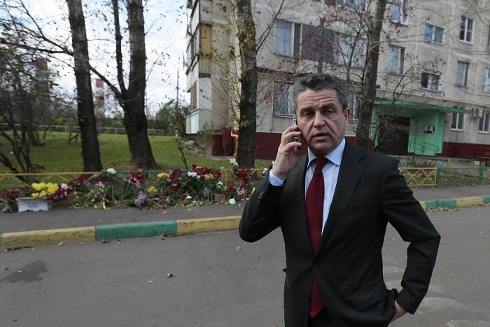 Маркин рассказал о трудностях в борьбе с коррупцией из-за позиции Запада