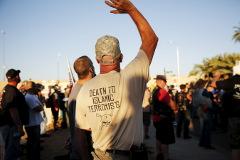 В США прошли антиисламские протесты