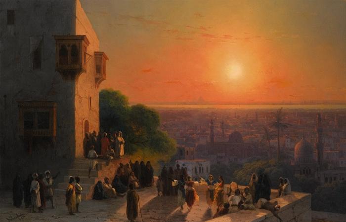 Sotheby's снял с торгов в Лондоне картину Айвазовского