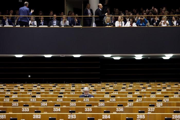 Постпреду России Чижову ограничили доступ в Европарламент