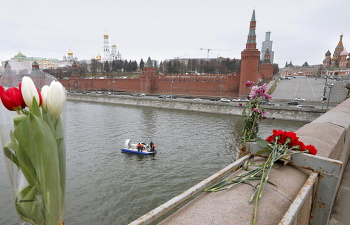Полиция нашла орудие убийства Бориса Немцова
