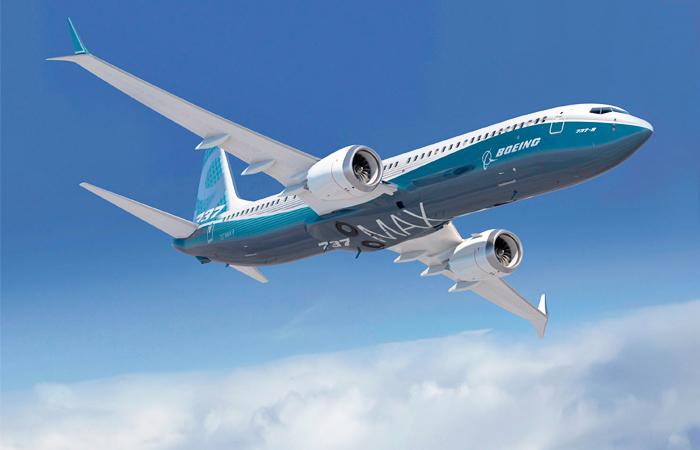 Boeing приступил к сборке первого самолета 737 MAX