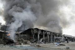 Миссия ОБСЕ на Украине опубликовала специальный доклад о боях в районе Марьинки