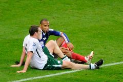 ФИФА заплатила Ирландии $5 млн после поражения от Франции в 2009 году