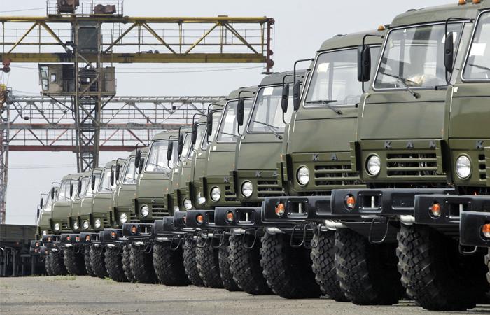 """""""КАМАЗ"""" начнет полигонные испытания беспилотного автомобиля"""