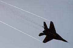 МиГ-29 разбился в Астраханской области