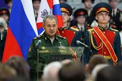 Шойгу начал проверку войск Восточного военного округа