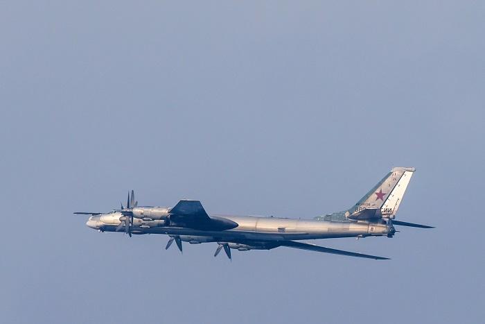 При аварии бомбардировщика Ту-95 в Приамурье погиб человек