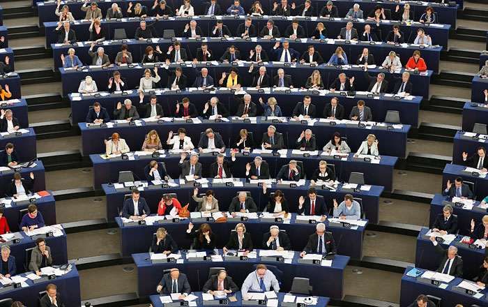 Европарламент призвал не рассматривать Россию как стратегического партнера