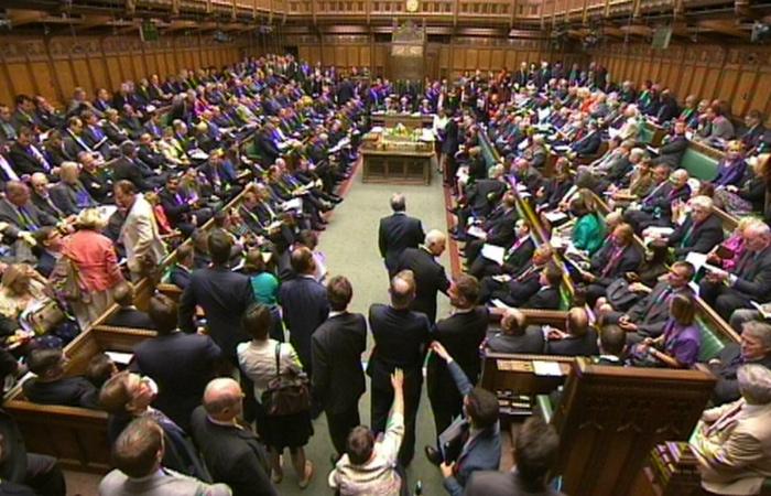 Британский парламент одобрил проведение референдума о выходе страны из ЕС