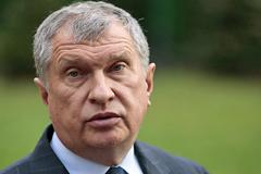 """Сечин прокомментировал сообщения о претензиях правительства к """"Сахалину-1"""""""