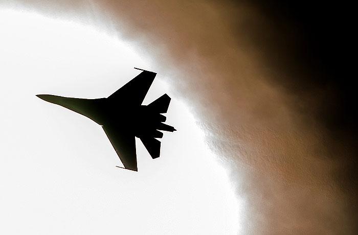 CNN сообщила об опасных маневрах российского истребителя над Черным морем