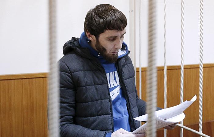 Жалобу на арест предполагаемого убийцы Немцова не стали отправлять в военный суд