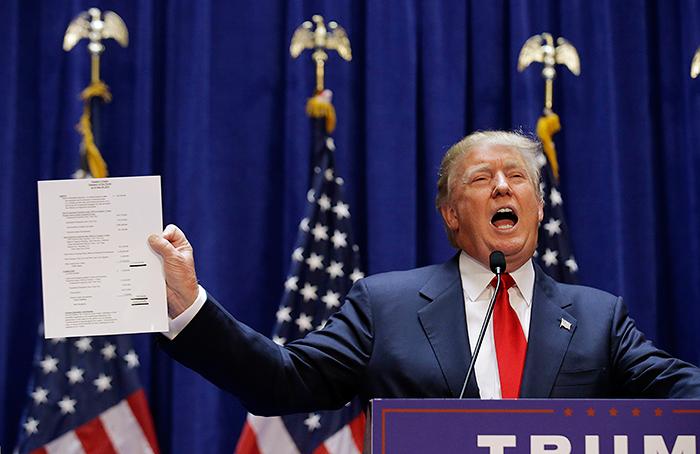 Дональд Трамп заявил об участии в президентских выборах США