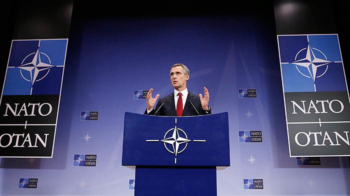 """Генсек НАТО назвал """"опасными"""" слова Путина об усилении ядерных сил России"""