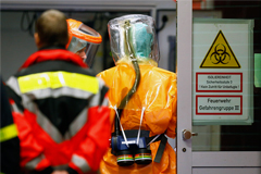 В Германии умер носитель вируса MERS