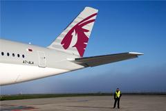 Qatar Airways возглавила мировой рейтинг авиакомпаний
