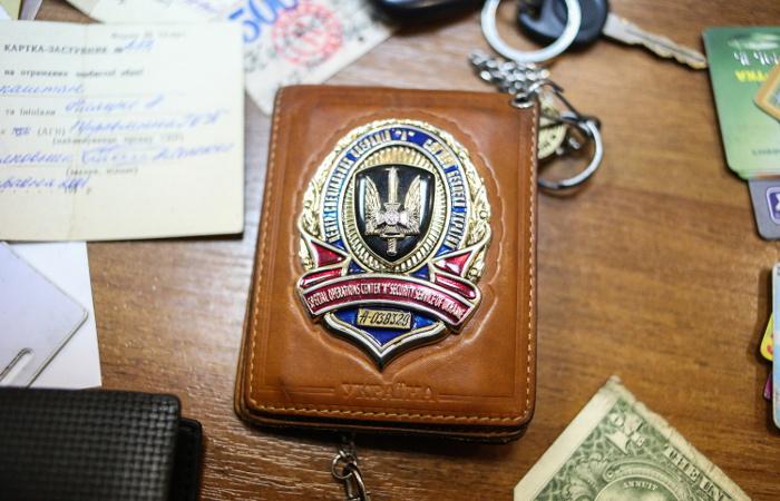 Порошенко уволил ряд руководителей СБУ