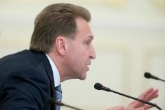 Шувалов прокомментировал возможное продление моратория на накопительную часть пенсий