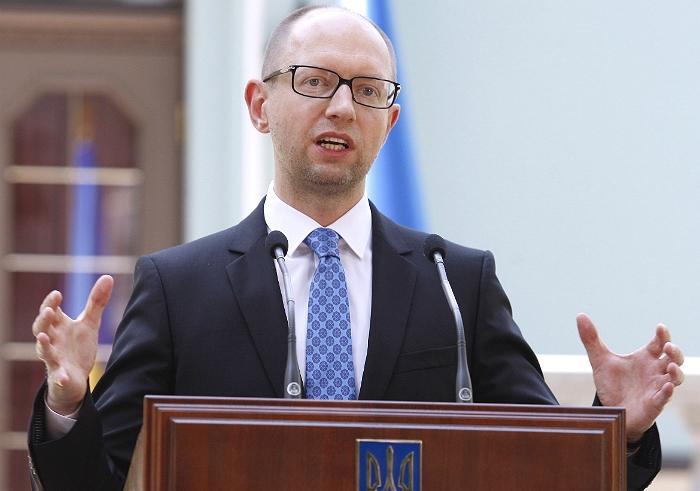 Яценюк оценил полученные Украиной при Януковиче кредиты в $40 млрд