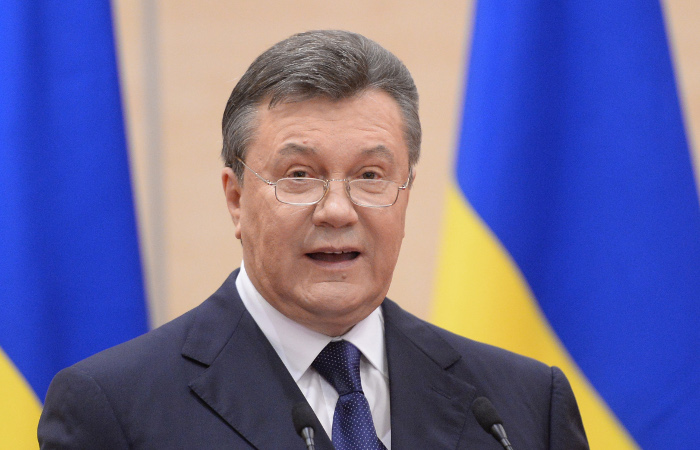 Янукович назвал ответственных за гибель людей в Киеве в феврале 2014 года