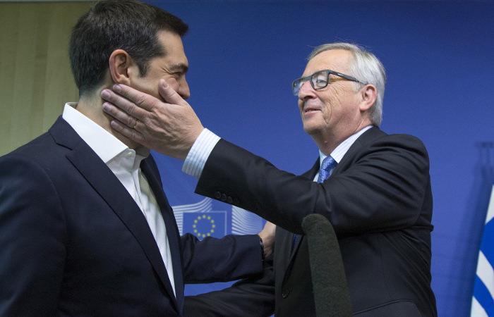 Еврокомиссия предложила Греции 35 млрд евро для развития экономики