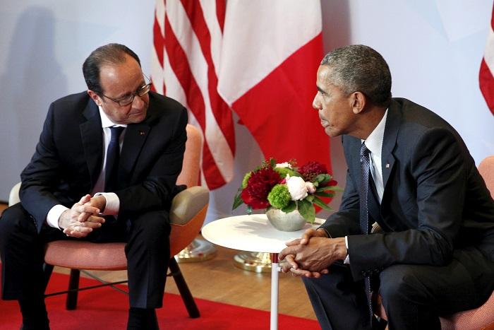 СМИ узнали о прослушивании троих французских президентов американской разведкой
