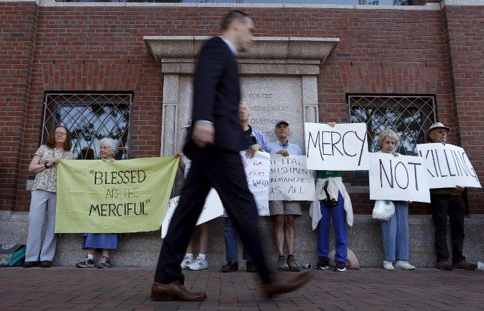 В суде в США официально огласили смертный приговор Царнаеву